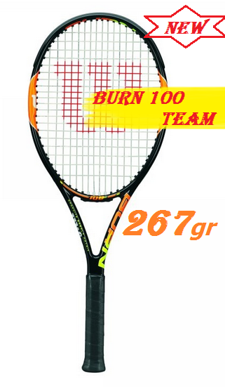 Vợt Tennis Wilson Burn 100 Team 2015